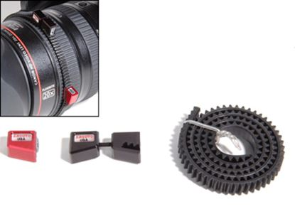 Immagine di ZipGear Universal with stop (fits any lens)