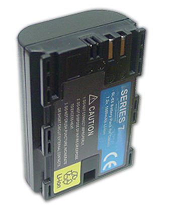 Obrazek SL-E6 Series 7 Battery Pack for Canon 5D and 7D