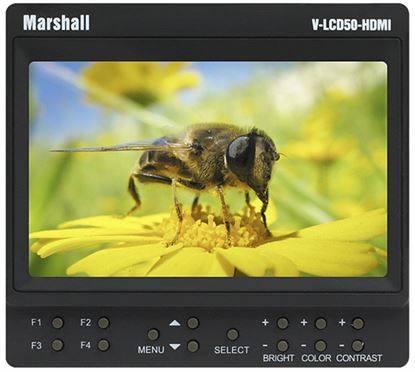 "Bild von 5"" Small 800 x 480 Camera-Top / Portable Field Monitor with HDMI"